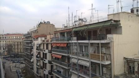 10_Salonicco vista camera Hotel