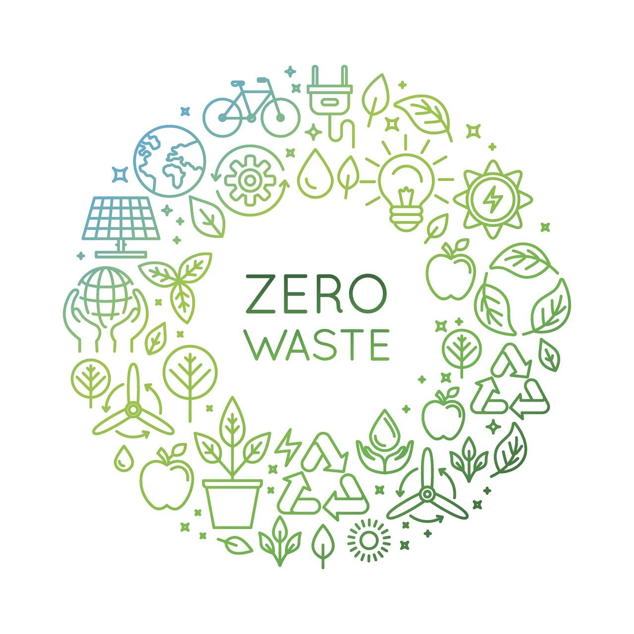 expérience zero waste