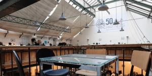 Aperçu d'un espace de réunion au loft Fifty Partners