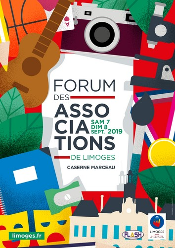 Alternatives87 - Forum des Associations 2019 - Ville de Limoges