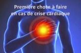 Arrêt cardiaque : voici quelques conseils !