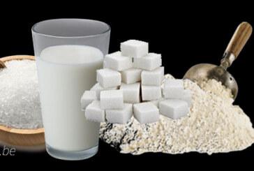 Sel, sucre, farine, lait, 4 poisons blancs !