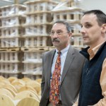 Assemblyman John Salka visits Alternatives Industry & The Arc of Madison Cortland