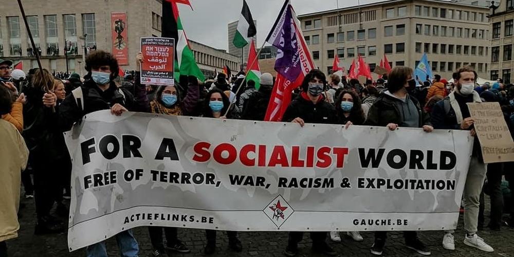 Aucune paix véritable sans lutte de masse contre l'occupation, la pauvreté et la domination capitaliste