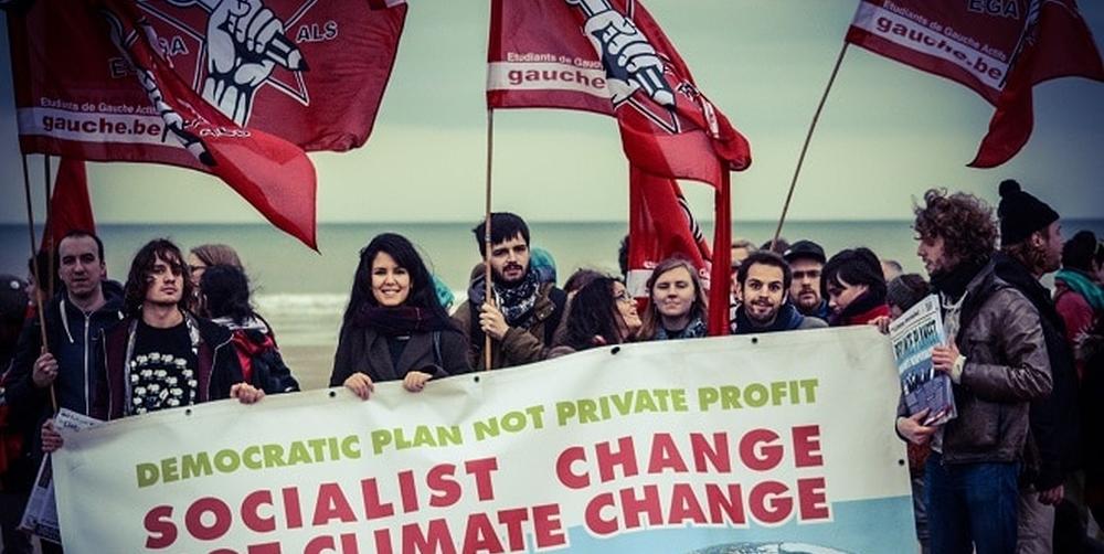 Le capitalisme tue : Exproprions les criminels climatiques!