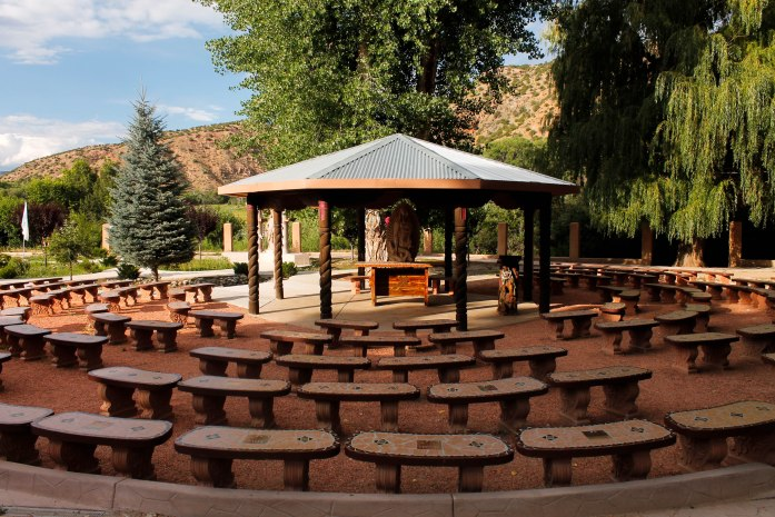 Chimayo shrine