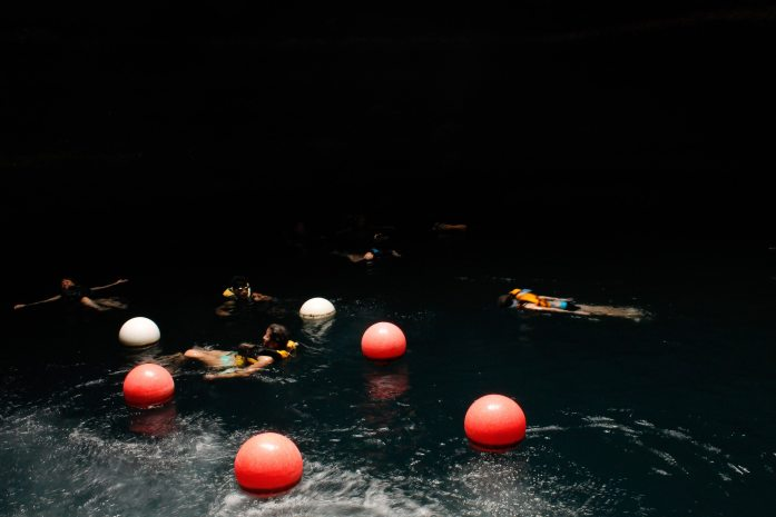Homestead Crater 4 Buoys