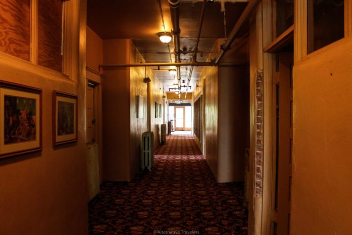 4 Weird Places Found roadtripping the Western U.S. - Hot Lake Hotel