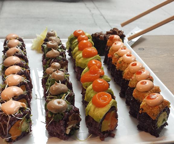 Beyond Sushi - A Vegan Restaurant in Midtown, NYC | AlternativeTravelers.com
