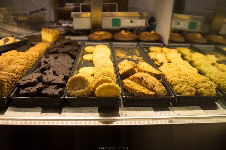 Giumella's Vegan Deli - Vegan Desserts in Florence, Italy