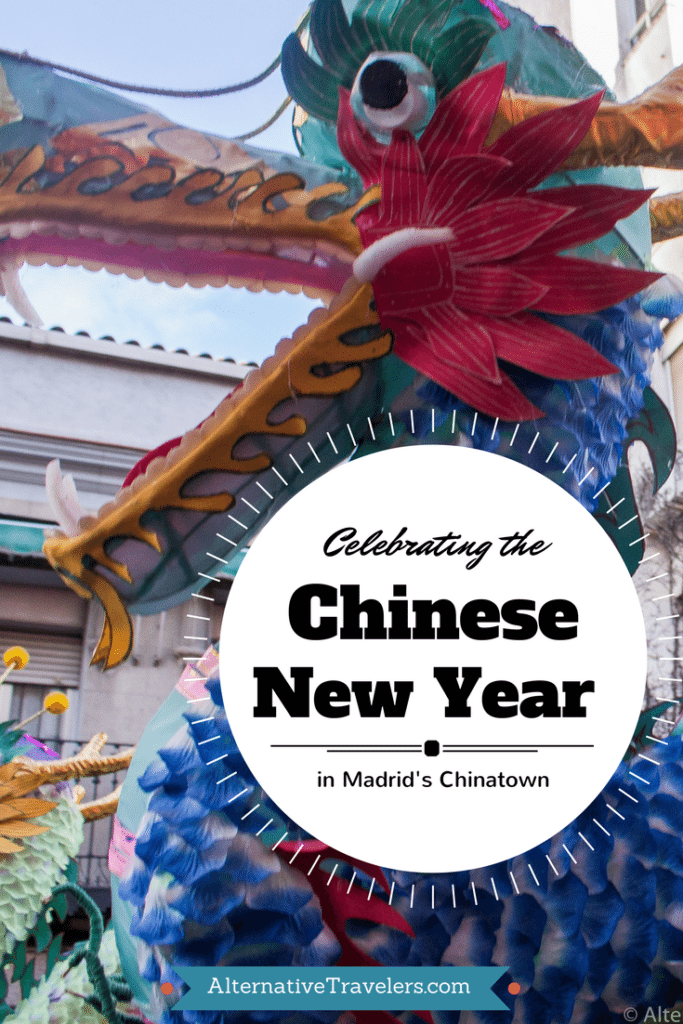 celebrating the chinese new year in madrid's chinatown