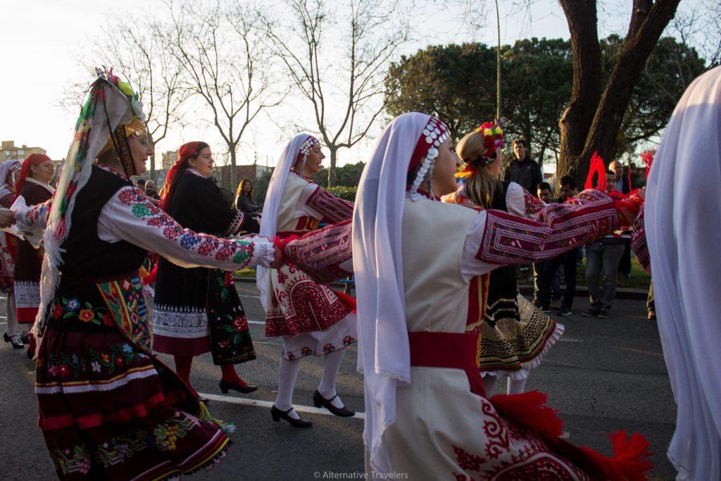 Carnival in Madrid 2-17 - Alternative Travelers