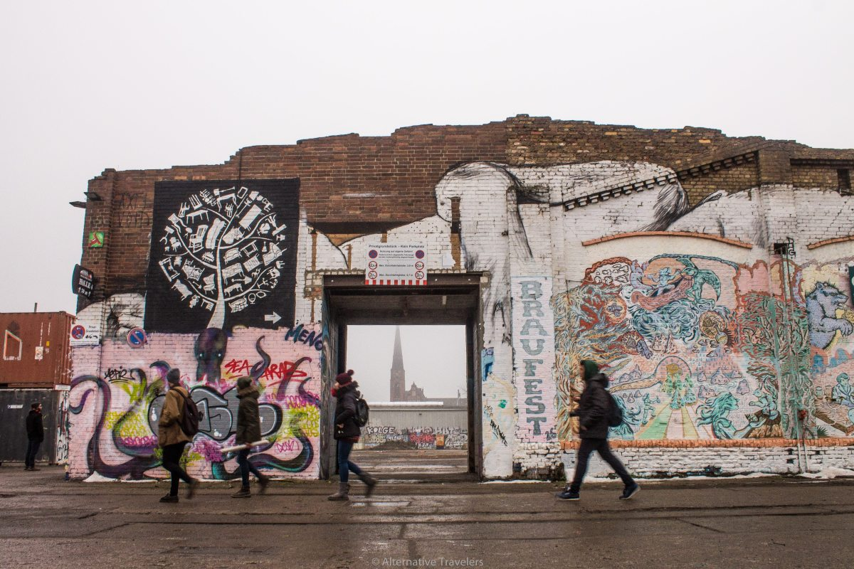 Alternative Things to Do in Berlin: Subculture, Squats, and Street Art