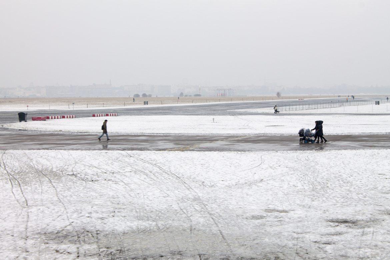 Tempelhofer Feld, Berlin in Winter | AlternativeTravelers.com