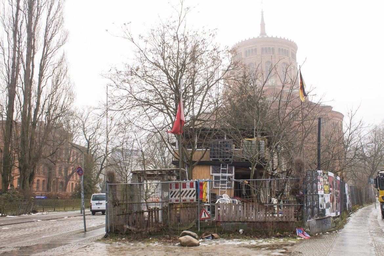 The Treehouse - Unusual Berlin | AlternativeTravelers.com