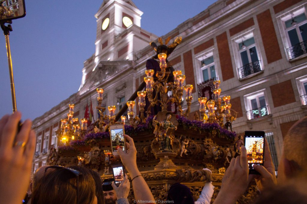 Semana Santa in Madrid - AlternativeTravelers.com