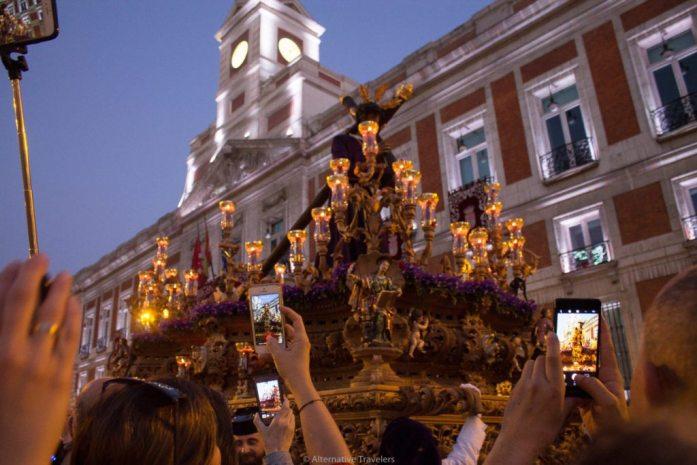 Semana Santa in Madrid - AlternativeTravelers.com
