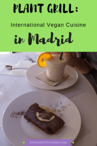 Plant Grill: International Vegan Cuisine in Madrid: Vegan Restaurants in Madrid