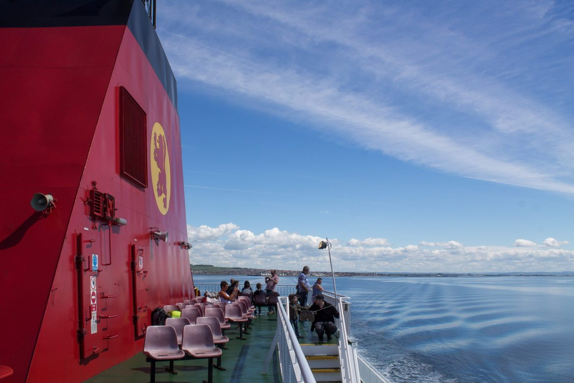 Ferry from Ardrossan Harbour to Brodick - getting to Isle of Arran from Glasgow | AlternativeTravelers.com