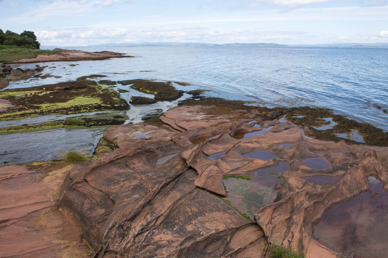Shorelines on Isle of Arran | AlternativeTravelers.com