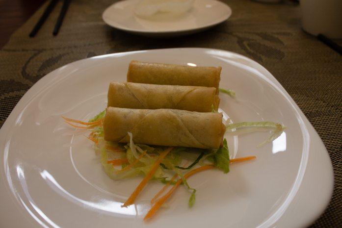 Lotus Vegetarian Restaurant - vegan Chinese food in Glasgow