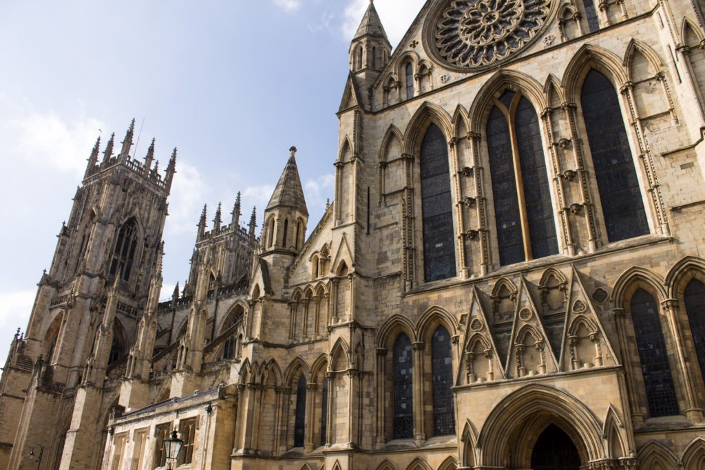 York Minster exterior