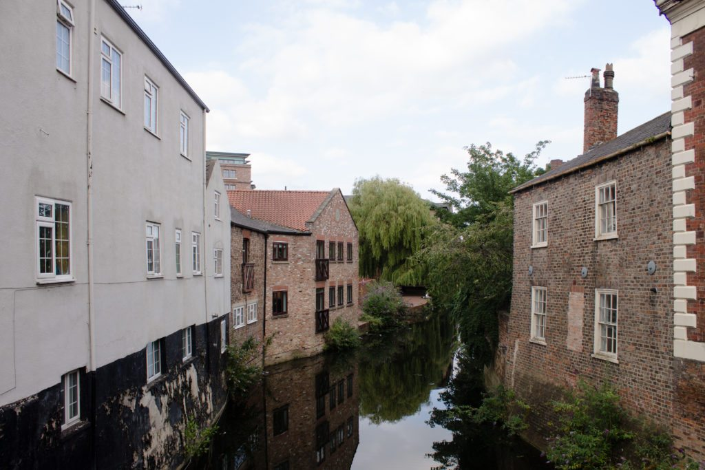 York canals