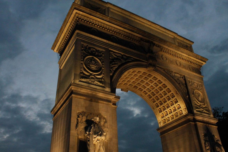 Washington Square Park Arch