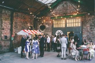 Alternative Weddings Manchester Stefanie Fetterman Hope Mill Theatre Emma Boileau (27)