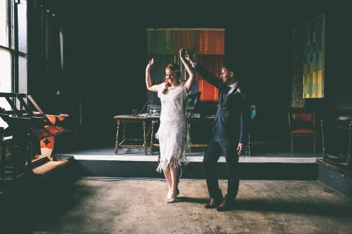 Alternative Weddings Manchester Stefanie Fetterman Hope Mill Theatre Emma Boileau (39)