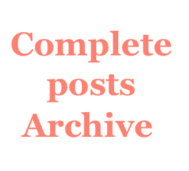 complete posts archive