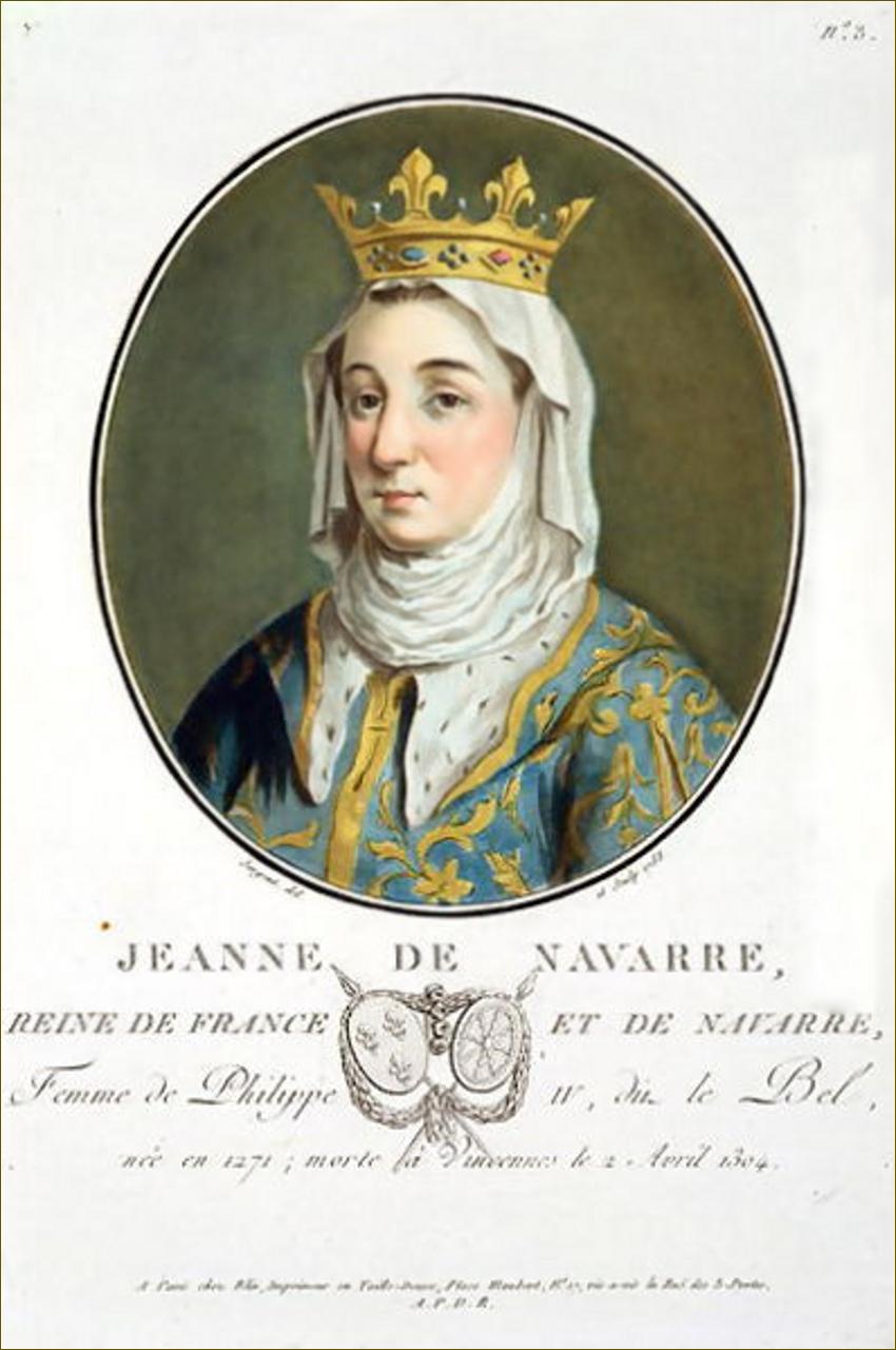 Roi Philippe Et Reine Jeanne : philippe, reine, jeanne, Familles, Royales, D'Europe, Philippe, France