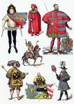 Herolde vom 14. bis 17. Jahrhundert