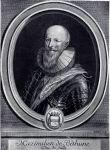 Maximilien de Béthune Herzog von Sully, französischer Staatsmann.