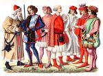 Herzöge von Bayern im 16. Jahrhundert.