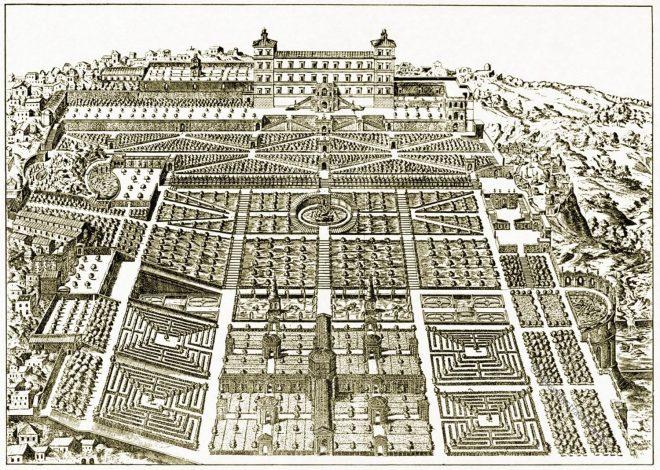 Villa d'Este, Stefano Duperac , Renaissance, Gartenanlage, Italien, Lustgarten