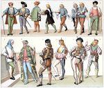 Der Condottiere. Bürgerliche & militärische Trachten der ital. Renaissance.