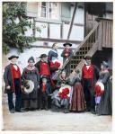 Trachten der Renchtäler aus Ödsbach, Amt Oberkirch.