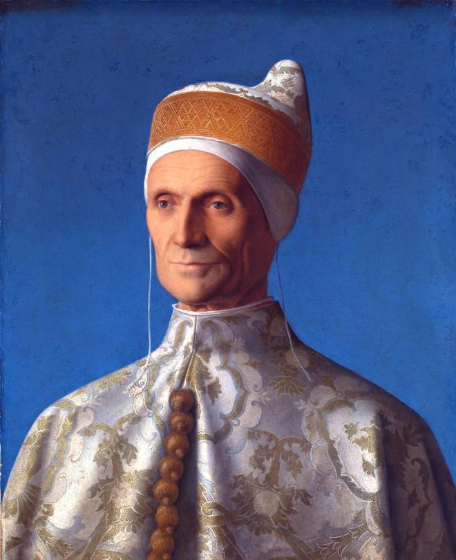 Doge, Bellini, Venedig, Kostüm, Porträt,