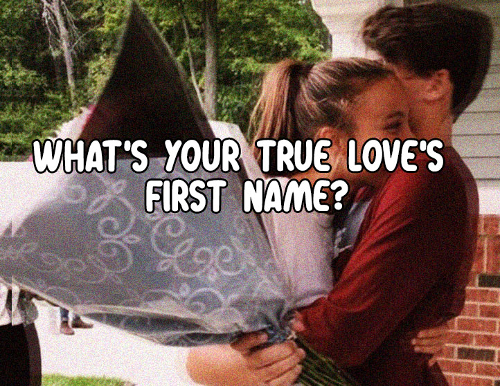 Whats Your True loves First Name? | Alternative Galaxy