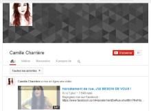 Camille Charrière Harcèlement de rue