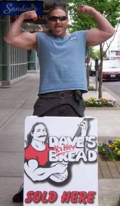 Dave Dahl of Dave's Killer Bread. PHOTO: Salem-News.com.