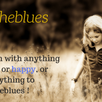 Banish the Blues - Get Yourself Published!