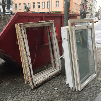 A IV: Fenster und Fensterstöcke