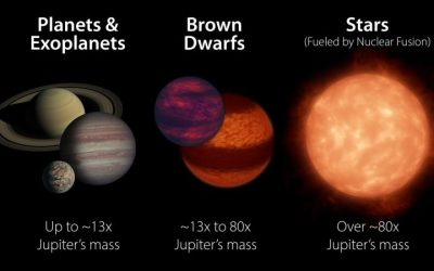 What are brown dwarfs?