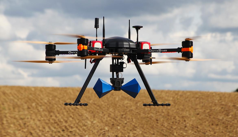 FOX UAV Transmissions - Sur mesure