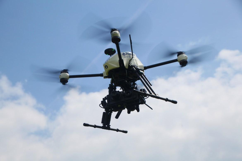 Police Drone Xena UAV 2