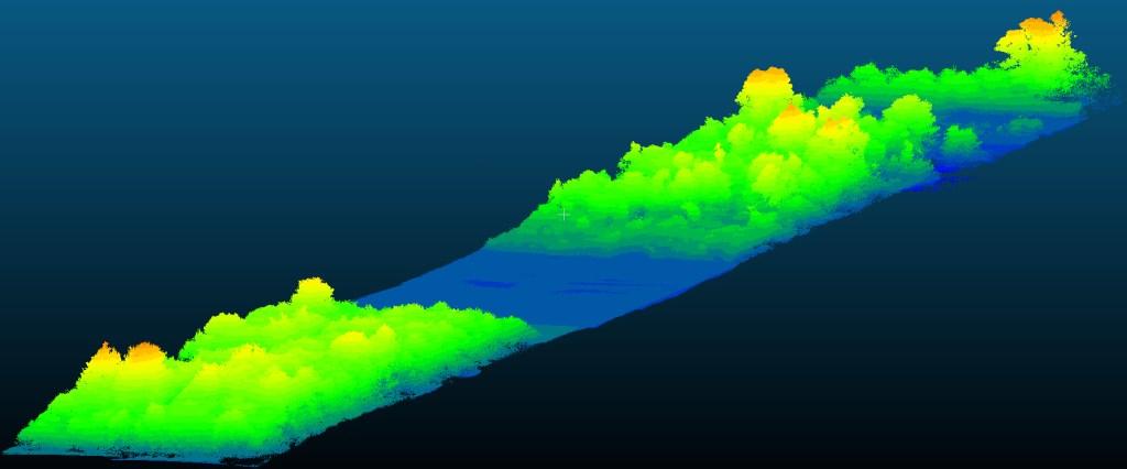 altigator onyxstar forest lidar scanning drone uav forestry - Technologie LIDAR OnyxScan embarquée sur drone