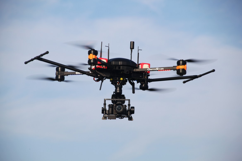 altigator onyxstar fox drone endurant polyvalent puissant octorotor