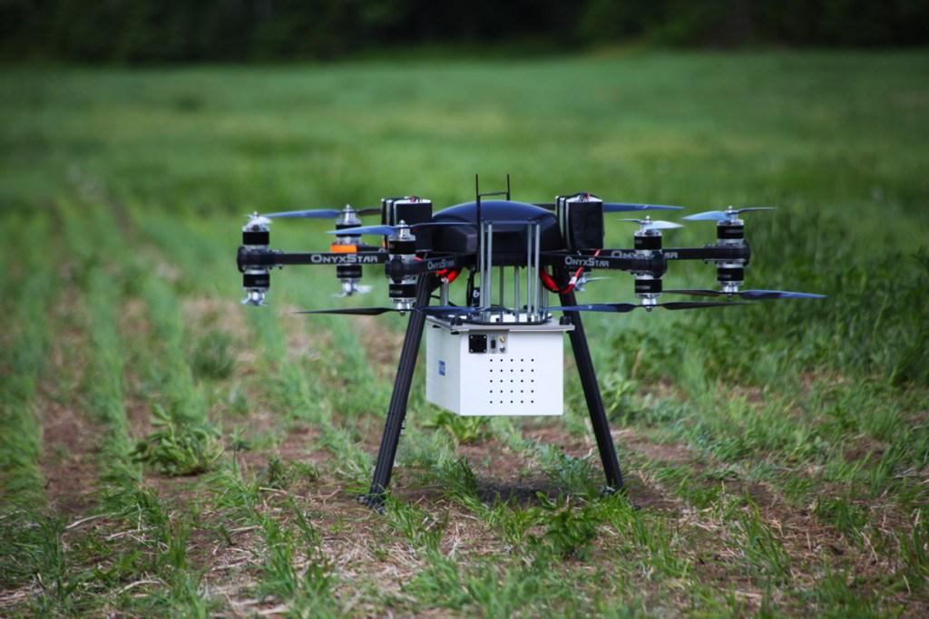 altigator onyxstar hydra drone heavy custom sensor lifting uav uas - HYDRA